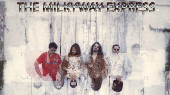 The Milkyway Express, rock&roll en 'Los Jueves en la Cuarta'