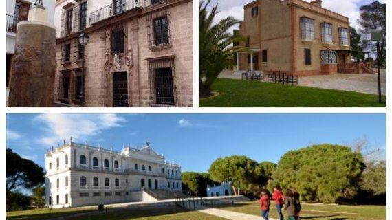 La Casa Grande de Ayamonte, la Casa Dirección de Valverde y el Palacio del Acebrón de Almonte, elegidos como tesoros de la arquitectura andaluza