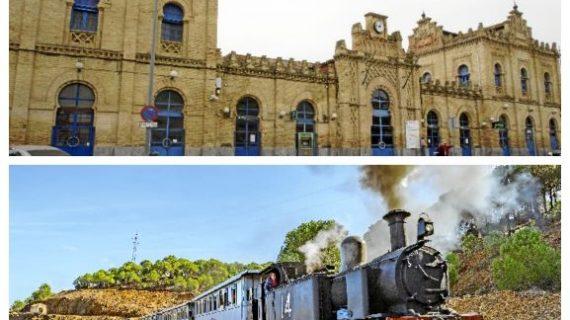 Así será el Museo Minero-Ferroviario de Huelva de la antigua estación de tren onubense
