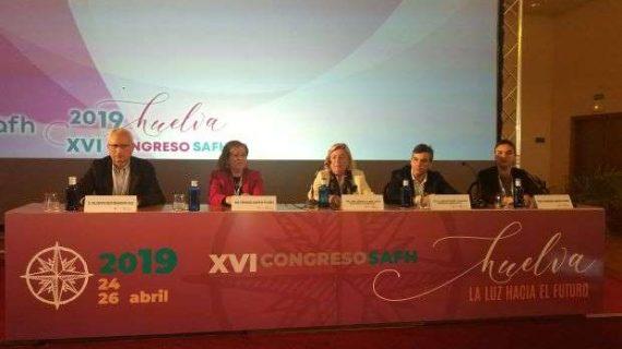 Unos 200 profesionales participan en el 16º Congreso de la Sociedad Andaluza de Farmacéuticos de Hospitales y Centros Sociosanitarios