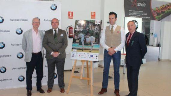 Autogotransa/BMW acoge la presentación del cartel del II Concurso Nacional B de Doma Vaquera 'Ciudad de Huelva'