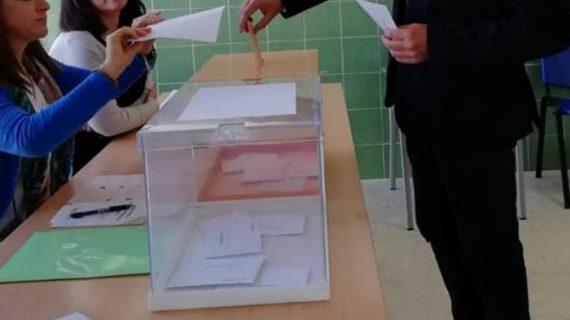 Todo listo para que los onubenses ejerzan su derecho al voto en estas elecciones generales de 2019