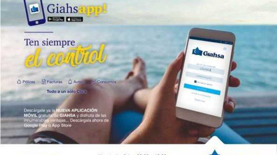 Giahsa estrena una aplicación gratuita y multifuncional para dispositivos móviles