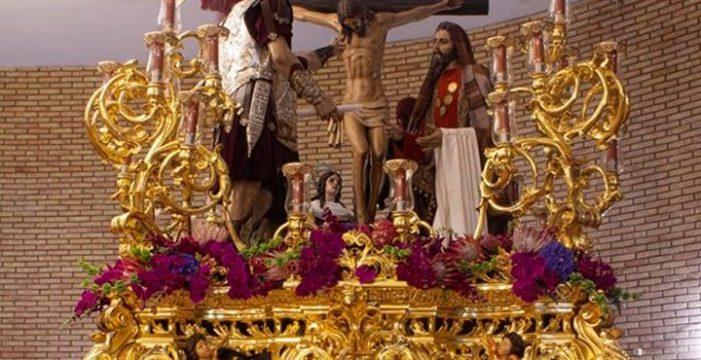 El barrio de Viaplana espera ya a la próxima Semana Santa para ver procesionar a la Hermandad de la Fe