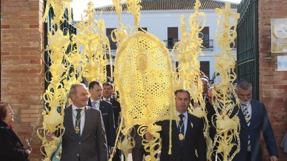 Domingo de Ramos, domingo de Perdón en La Palma