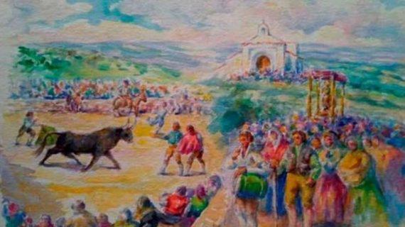 Antonio Rodríguez Guillén lleva las tradiciones de la Sierra a su vecina comarca andevaleña