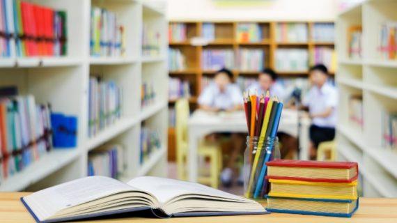 El alumnado de primaria recibirá libros de texto nuevos el próximo curso