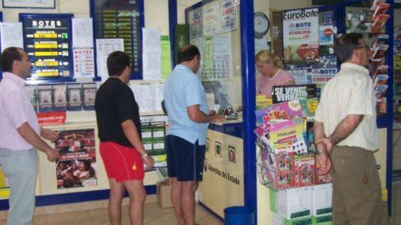 Cae en Huelva un cuantioso premio del Euromillón