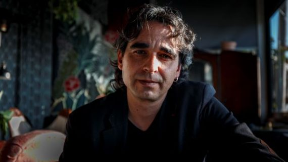 El poeta onubense Miguel Ángel Feria publica un nuevo libro tras ganar el Premio Internacional Ciudad de Salamanca