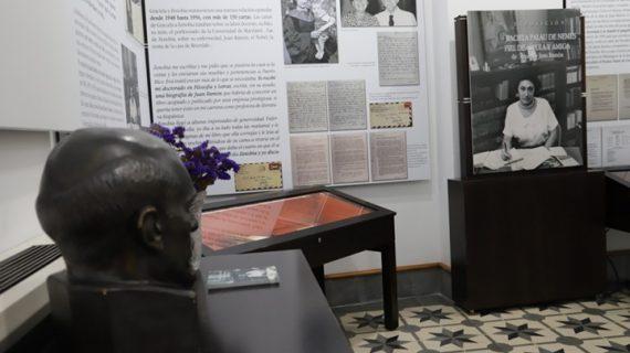 Moguer conmemora el centenario de Graciela Palau, una gran juanramoniana