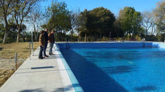 Paterna estrenará este verano su renovada piscina municipal