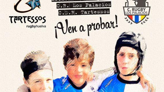 Punta Umbría alberga este domingo una Jornada para fomentar el rugby organizada por el Bifesa Tartessos