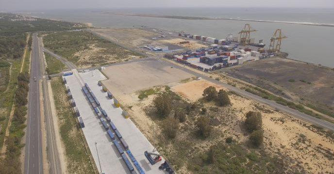 El Puerto de Huelva y Extremadura trabajan en generar oportunidades en materia logística