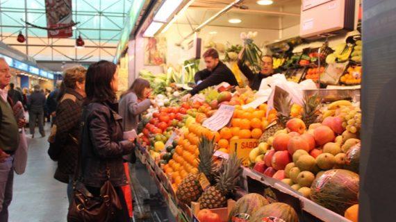 Adjudicados a la Asociación de Detallistas del Mercado del Carmen los ocho puestos vacantes para su gestión