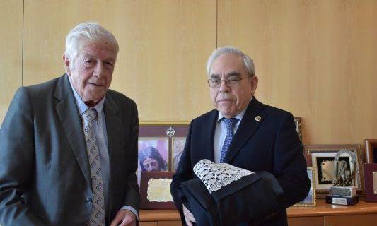 Fernando Vergel toma el relevo como decano del Colegio de Abogados de Huelva