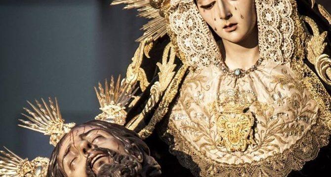La Cofradía de la Santa Cruz decide mirar al cielo y esperar a la Semana Santa de 2020