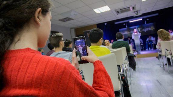 Primer concurso de oratoria escolar en la provincia de Huelva