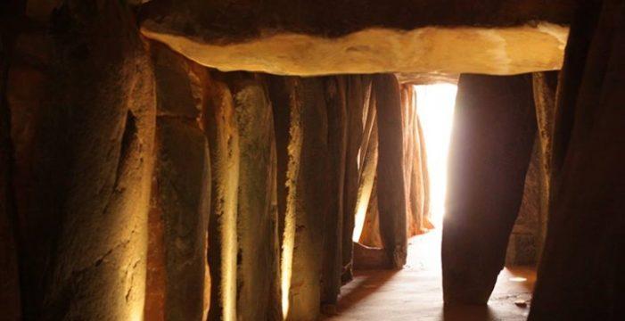El Dolmen de Soto encabeza las visitas a la Red de Espacios Culturales andaluces en Huelva