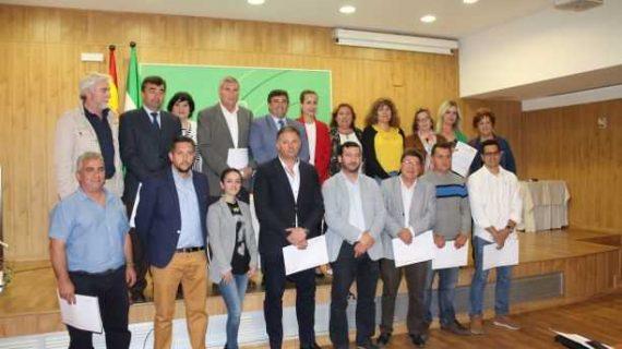 42 municipios onubenses se adhieren al programa andaluz para la rehabilitación de viviendas