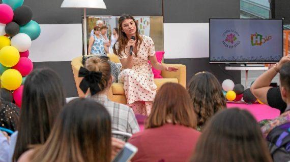 Holea inaugura su campaña 'Quiérete bien' con un encuentro de influencers de moda