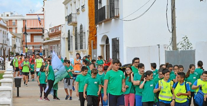 San Juan del Puerto da inicio a sus Olimpiadas Escolares