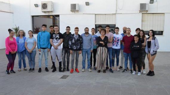 Arranca en San Juan del Puerto la Escuela Taller 'Aqua'