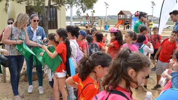San Juan del Puerto apuesta por la concienciación del reciclaje desde la infancia