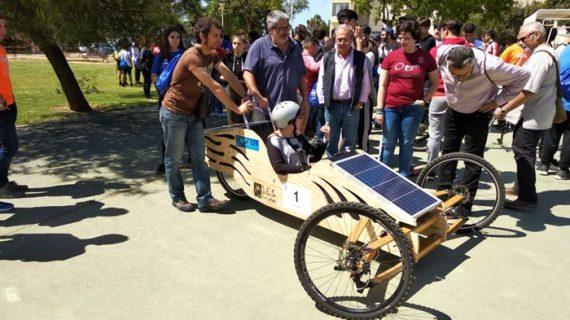 La UHU acogerá el 30 de mayo la cuarta edición de la competición de vehículos solares