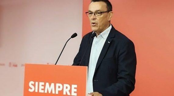 """Caraballo destaca los magníficos resultados del PSOE en Huelva que """"reflejan el sentir de la ciudadanía onubense"""""""