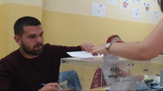 Aumenta la participación de los onubenses en las elecciones municipales y europeas con respecto a los anteriores comicios