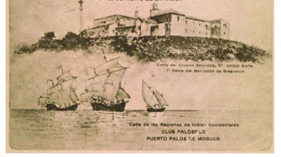 Monumento a Colón en la Punta del Sebo, la decisión de su construcción (y II)