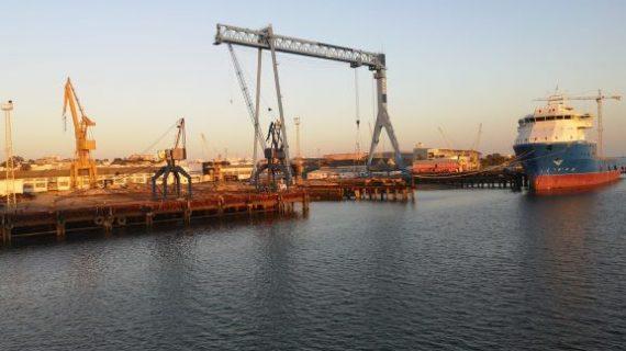 La Autoridad Portuaria de Huelva publica el pliego de bases para el concurso de concesión de astilleros