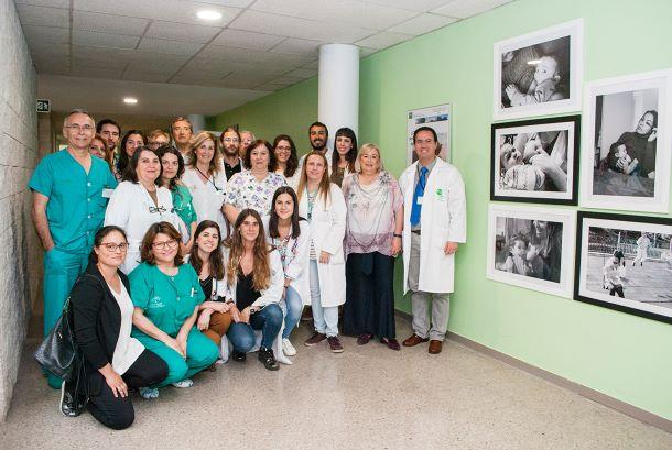 El Hospital Juan Ramón Jiménez se incorpora como centro satélite de donación y recepción de leche materna