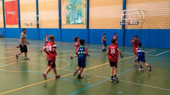 Cerca de 150 menores se dan cita en el II Torneo 'Cartaya vive el Baloncesto'
