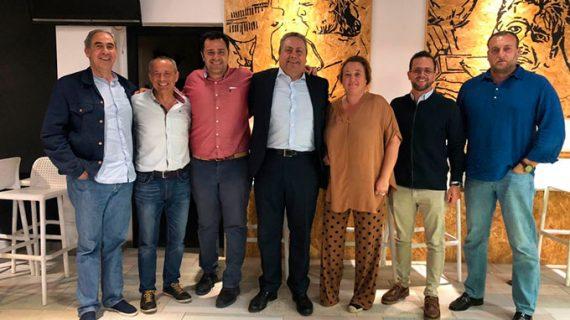 Juan Carlos Vizcaíno será el nuevo presidente de un remodelado CDB Enrique Benítez de baloncesto