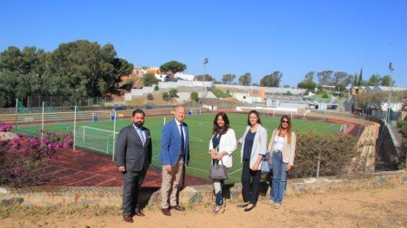 Javier Imbroda destaca que el bádminton es un eje estratégico como punta de lanza del deporte en Huelva