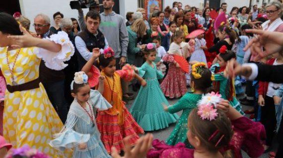 Moguer celebra desde este viernes su Romería en honor de la Virgen de Montemayor