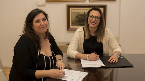 Reforzar el papel de los niños en la vida municipal, objetivo de la colaboración entre el Ayuntamiento y 'Consortium'