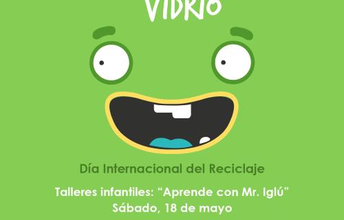 Holea y Ecovidrio se unen para celebrar el Día Mundial del Reciclaje