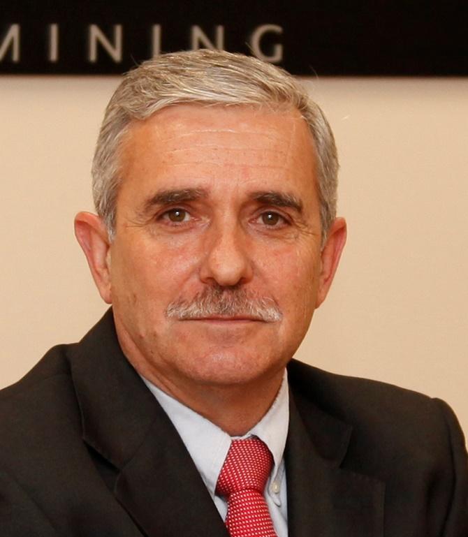 Enrique Delgado se incorpora al Proyecto Riotinto como director general