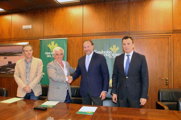 La Fundación Caja Rural del Sur renueva su compromiso para la celebración del 5º Congreso Internacional de Frutos Rojos