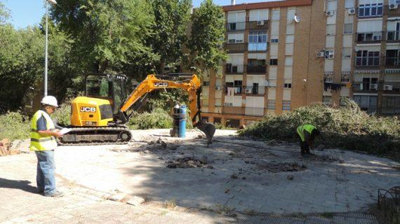 Comienzan las obras para la transformación y revitalización de la Plaza de Los Templetes de La Orden