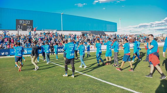El Recreativo de Huelva se jugará el ansiado ascenso a Segunda División A con el Fuenlabrada