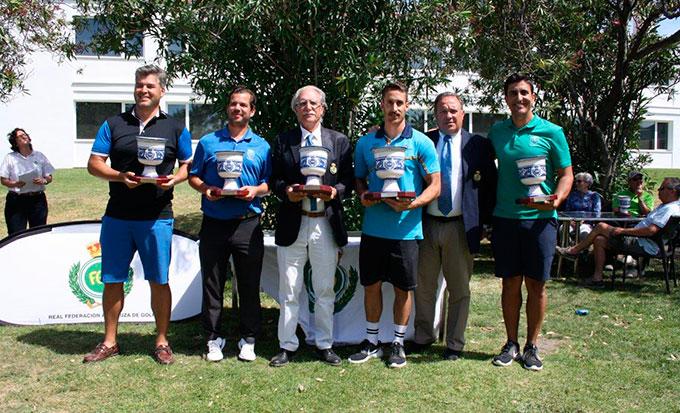 Gran triunfo del Club Bellavista en el torneo celebrado en Málaga.