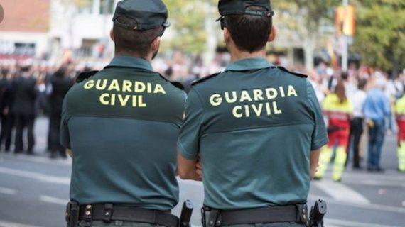 Indemnizan a un guardia civil con más de 2.100 euros tras sufrir una agresión