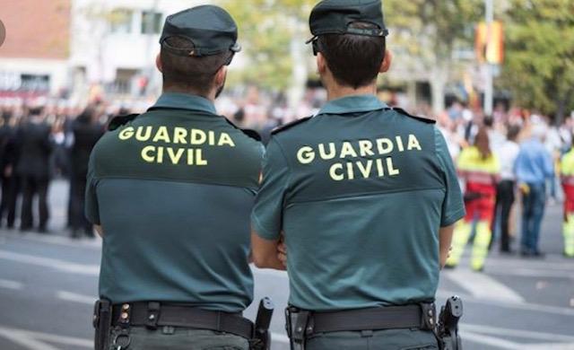 La Guardia Civil lleva a cabo en Huelva una operación contra la trata de seres humanos con fines de explotación laboral