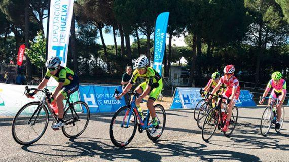 Gran fiesta del ciclismo de base con la disputa del IV Gran Premio Ciclista en Hinojos