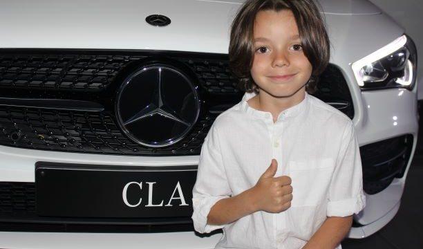 Adarsa Sur Huelva presenta el nuevo Mercedes-Benz CLA