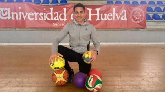 José Manuel Cantonero, un amante del deporte que ha decidido hacer de su pasión su profesión