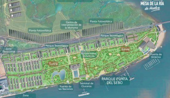 Mesa de la Ría presenta su modelo de ciudad que contará con la participación de los ciudadanos